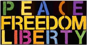Richard Rapaport Logo peace